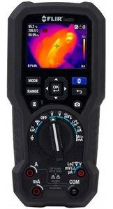 Flir DM285: Industriële Multimeter met ingebouwde warmtebeeldcamera